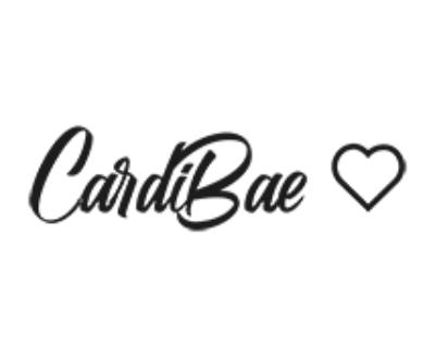 Shop CardiBae logo
