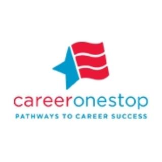 Shop CareerOneStop logo