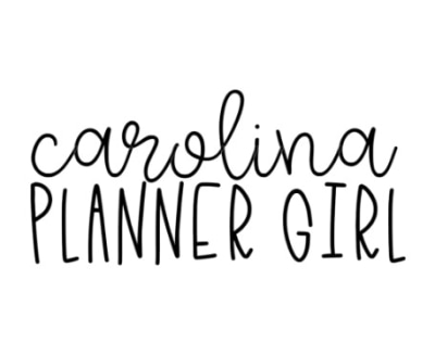 Shop Carolina Planner Girl logo