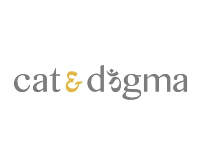 Shop Cat & Dogma logo