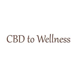 Shop CBD to Wellness logo