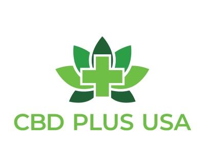 Shop CBD Plus USA logo