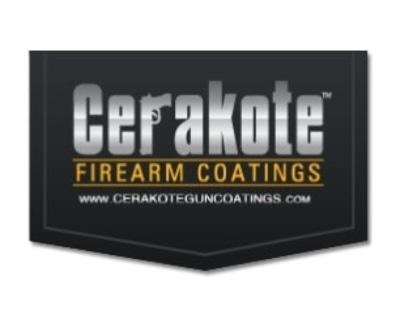 Shop Cerakote Coatings logo