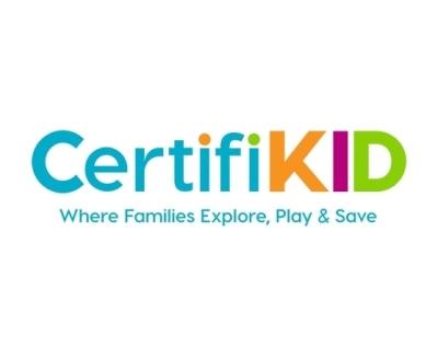 Shop CertifiKID logo