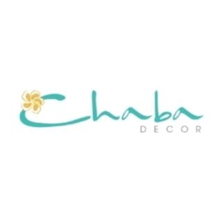 Shop Chaba Decor logo