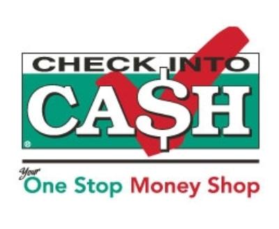 Shop Check Into Cash logo