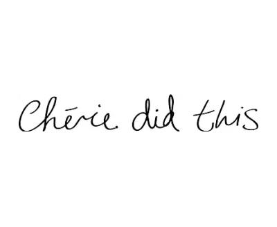 Shop Cherie Did This logo