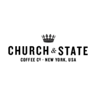 Shop Church and State Coffee Company logo
