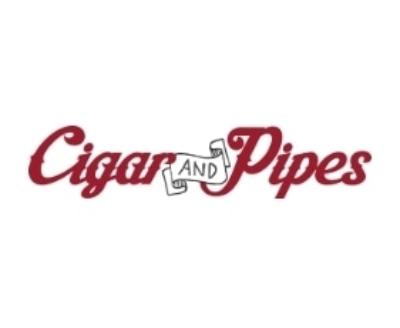 Shop Cigar & Pipes logo