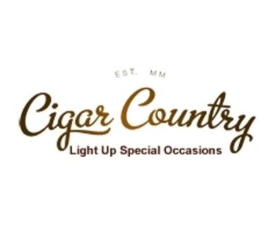 Shop Cigar Country logo