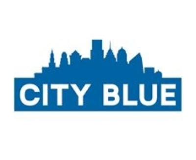 Shop City Blue logo