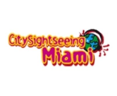 Shop City Sightseeing Miami logo