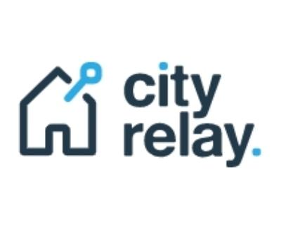 Shop City Relay logo