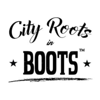 Shop City Roots In Boots logo