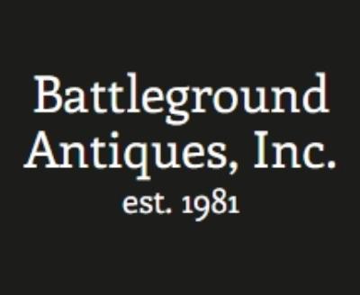 Shop Battleground Antiques logo