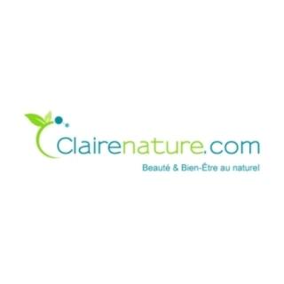 Shop Claire Nature logo
