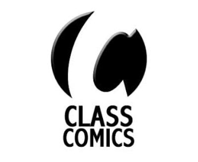 Shop Class Comics logo