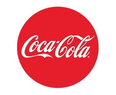 Shop Coca-Cola logo