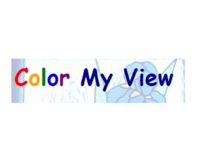 Shop Color My View logo