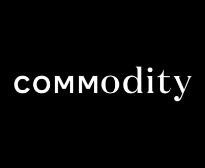 Shop Commodity Fragrances logo