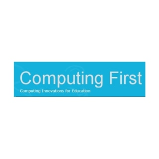 Shop Computing First logo