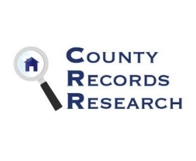 Shop County Records Research logo
