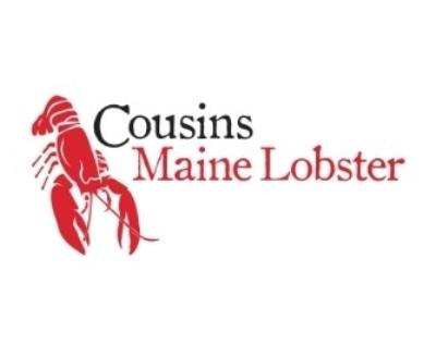 Shop Cousins Maine Lobster logo