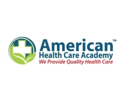 Shop American Health Care Academy logo