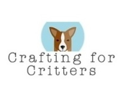 Shop Crafting for Critters logo
