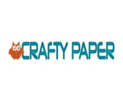 Shop Crafty Paper logo