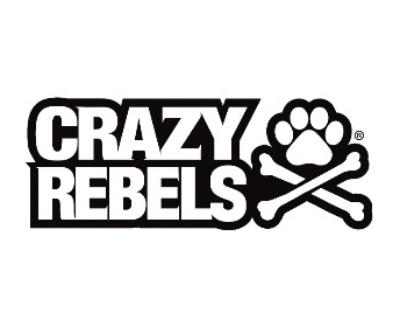 Shop Crazy Rebels logo
