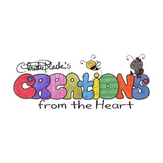 Shop Creations Heart logo