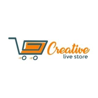 Shop Creative Live Store  logo