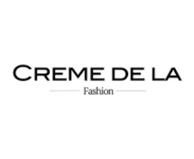 Shop Creme de la Fashion logo