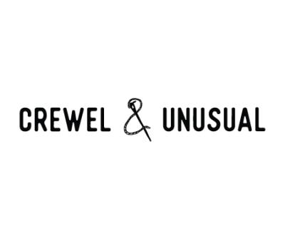 Shop Crewel & Unusual logo