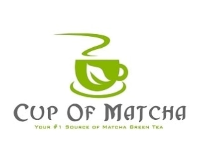 Shop Cup Of Matcha logo