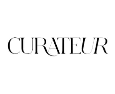 Shop CURATEUR logo