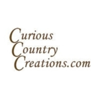 Shop Curious Country Creations logo