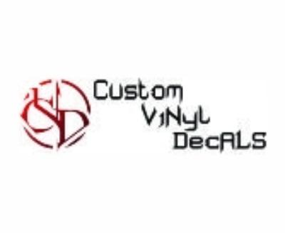 Shop Custom Vinyl Decals logo