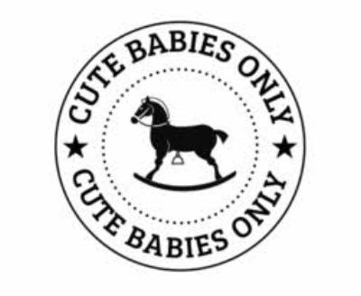 Shop Cute Babies Only logo