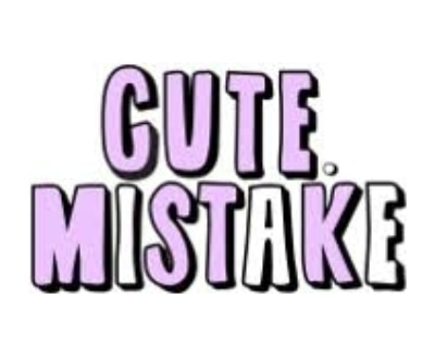Shop Cute Mistake logo