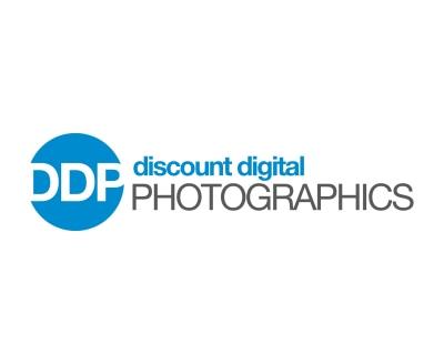 Shop Discount Digital Photographics logo