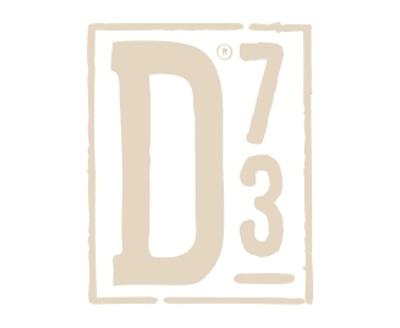 Shop D73 USA logo
