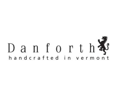 Shop Danforth Pewter logo