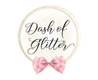 Shop Dash of Glitter logo
