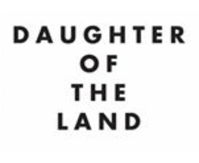 Shop Daughter of the Land logo