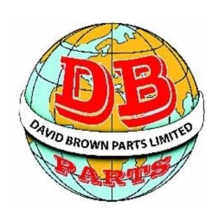 Shop David Brown Parts logo