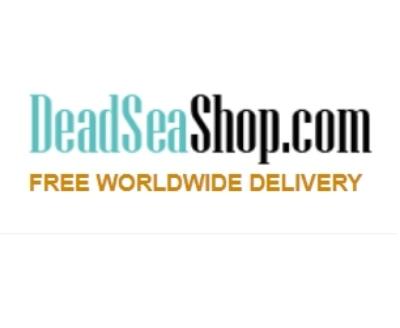 Shop dead sea shop logo