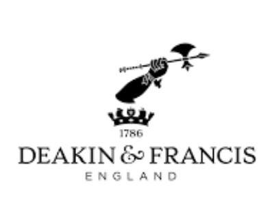 Shop Deakin and Francis logo
