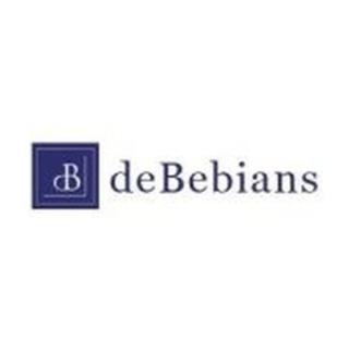 Shop DeBebians logo